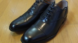 新品の靴擦れしそうな革靴をあっという間に柔らかくする裏ワザ