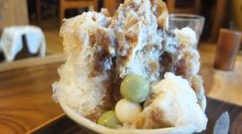 蒲郡市の和カフェ「千草」で絶品かき氷をいただきました。