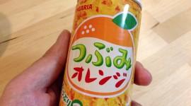 つぶつぶオレンジジュースの果肉が残らず飲み干せる裏ワザ