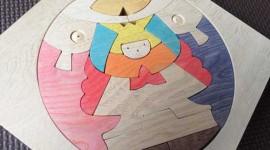 ミニマルな五月人形/ひな人形は「遊プラン」の組み木節句人形で!