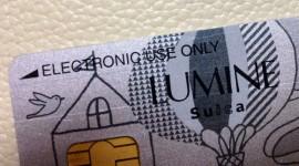 ルミネカードのSuicaオートチャージ&定期券機能が超便利。