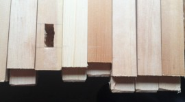 DIY最高!子供用の木製イスをクギ一本も使わないほぞ組みで作ったよ